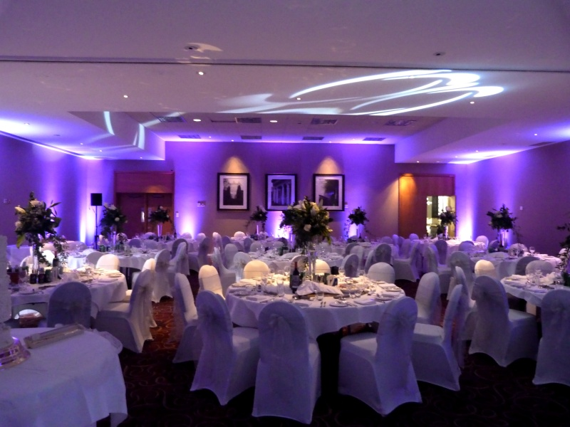 Venue Mood Lighting / LED Uplighting